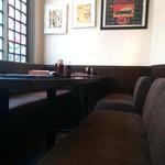 ビストロ ワイン カフェ ハース - 店内