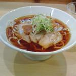 110077865 - 『煮干し 中華そば   680円なり』
