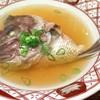 居酒屋入舟 - 料理写真:鯛の骨蒸し