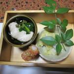 倉敷 和のうまみ処 桜草 - 前菜