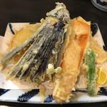 110080920 - 野菜天ぷら盛り合わせ