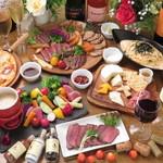 厚切りニクバル BLUE BEAR  - お食事コース