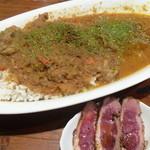 ゆうばーる - 和牛のすじ肉カレー