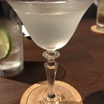 日比谷Bar - ショートカクテル   ホワイトレディ