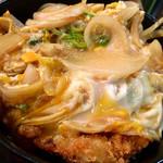 和平・お食事処 - 料理写真:カツ丼