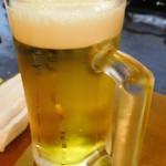 大衆酒場 玉井 - 生ビール