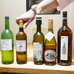 メッシタ パーネ エ ヴィーノ - 今宵のワイン