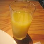 ロビーカフェ - オレンジジュース