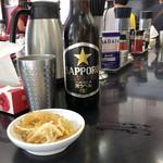 110099416 - 「ビール(大)」650円