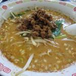 普天河 - 担々麺の超激辛