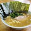 竜家 - 料理写真:ラーメン、海苔