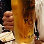 110102191 - 特注泡無しビール
