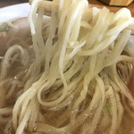 ゆたかや - 極太乱切り麺