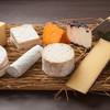 アッシュバー - 料理写真:フランス産チーズ色々