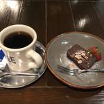 タミルズ オオテマチ - デザートセット 980円+税