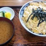 大むら - 料理写真:親子丼750円税込
