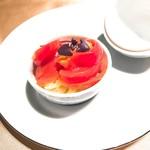 110108040 - フルーツトマトの冷たいカペリーニ