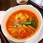 松の樹 - 日本式担々麺