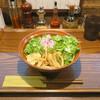 燻製麺 燻 - 料理写真:燻製油そば750円
