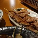 110113189 - 1903_Tenjin Japanese Restoran-天神-_豚バラ串@20,000Rp×2本