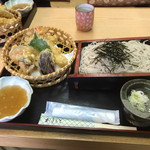 そば処 高山 - 料理写真:
