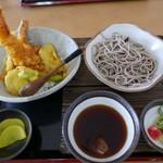 出雲蕎麦 凪 - サービスランチ(780円)