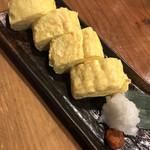 串焼 錦江 - 出し巻き卵、絶品です
