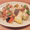 BARCA - 料理写真:《前菜盛合せ》