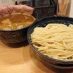 110120713 - 「(白湯)醤油つけ麺400g」