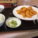 中華料理 萬珍館 - 名駅直近で800円ならこんなもの