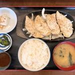 ゴリ食堂 - 料理写真:ゴリささみステーキ定食