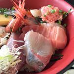 藤浪 - 海鮮丼 おすすめです