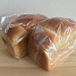 季節の酵母パン punch - 山食パン