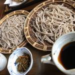 そば処 くろむぎ - 料理写真: