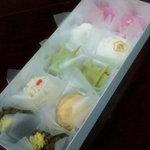 11013022 - 迎春蒸菓子