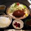 レストラン 牛石 - 料理写真:ハンバーグ定食
