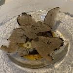 110134503 - スペシャリテ:                       トリュフ、卵、原木椎茸 、ジロール茸のグラタン