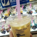 110140008 - タピオカジュース マンゴーミルク Mサイズ320円税込み