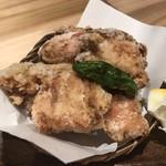 黒しゃもじ - 国産鶏の唐揚げ650円‼️