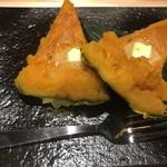 黒しゃもじ - 栗かぼちゃたバター500円‼️