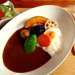きっちんCAFE PROM610 - 彩りカレー&サラダ