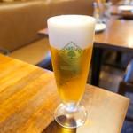 rumierune - ビール@700円