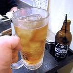 まるちゃん - ホッピーセット(黒) 450円