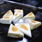 まるちゃん - はんぺんバター(350円) ※2人前