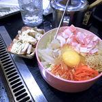 まるちゃん - きのこガーリック丸(900円)