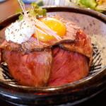 110149434 - ローストビーフ丼