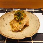 天ぷら やまなか - 香住 ノドグロ
