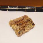 天ぷら やまなか - 焼穴子