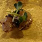 レストランMOMO - 生ダコのグリル