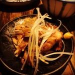 炭火焼き鳥 池袋 和み屋 - 料理写真: